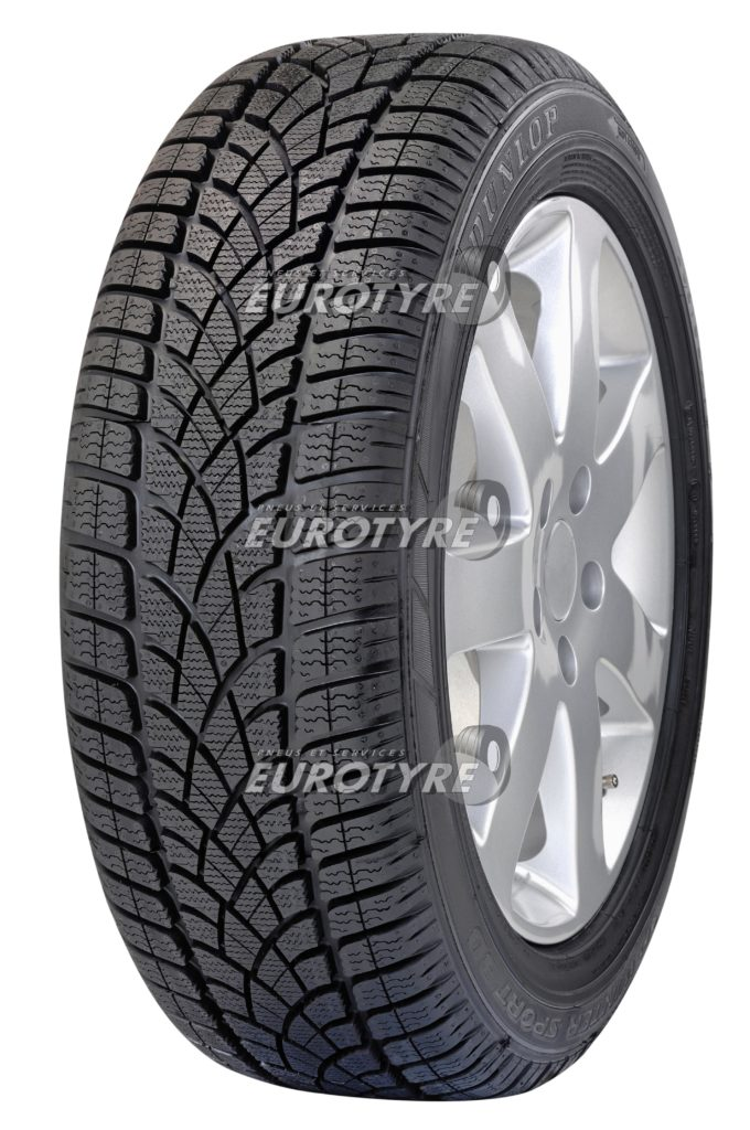 Pneu Dunlop Hiver<br>SP Winter Sport 3D